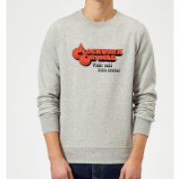 A Clockwork Orange Viddy Well Little Brother Sweatshirt - Grey - XXL - GrauViddy well, little brother. After Alex´s obscene lifestyle catches up with him, he undergoes a extreme rehabilitation. Will the treatment work or is he moulded to his old