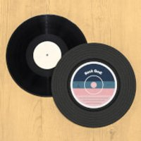 Rock God Vinyl Record Player Slip Mat - God Gifts