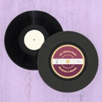 Life Without Music Would Be A Mistake Record Player Slip Mat - Music Gifts
