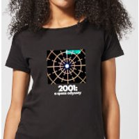 2001: A Space Odyssey Scanner Women's T-Shirt - Black - M - Black