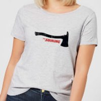 The Shining Axe Women's T-Shirt - Grey - M - Grey