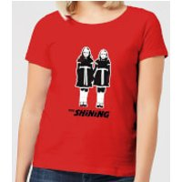 The Shining Twins Women's T-Shirt - Red - XXL - Red