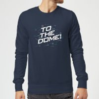 Crystal Maze To The Dome! Sweatshirt - Navy - M - Navy
