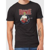 David Bowie Bootleg Men's T-Shirt - Black - S - Black