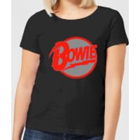 David Bowie Diamond Dogs Women's T-Shirt - Black - XS - Black