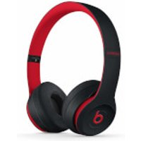 Beats By Dr. Dre Solo 3 Wireless On-Ear Headphones - The Decade Collection - Defiant Black/Red - Electronics Gifts
