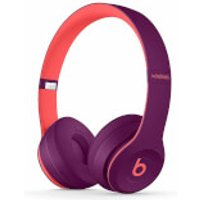 Beats By Dr. Dre Solo 3 Wireless On-Ear Headphones - Pop Collection, Magenta - Headphones Gifts