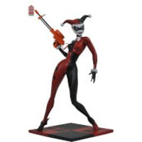 Diamond Select Batman Tas Premier Harley Quinn Statue