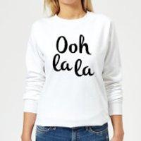 Ooh La La Women's Sweatshirt - White - M - White