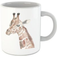 Watercolour Giraffe Mug - Giraffe Gifts