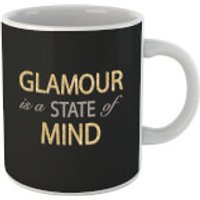 Glamour Is A State Of Mind Mug - Glamour Gifts