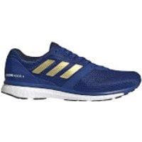 adidas Men's Adizero Adios 4 Running Shoes - Collegiate Royal - 12
