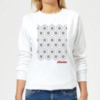 The Shining Carpet Women's Sweatshirt - White - XL - White