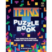 The Tetris Puzzle Book - Paperback - Puzzle Gifts