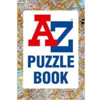 A-Z Puzzle Book - Paperback - Puzzle Gifts