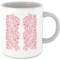 Elegant Floral Pattern Mug - Elegant Gifts