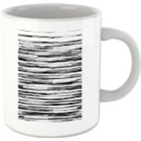 Wood Texture Water Colour Mug - Wood Gifts