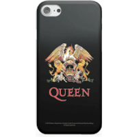 Queen Crest Phone Case for iPhone and Android - iPhone 8 Plus - Tough Case - Matte