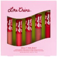 Lime Crime Jolly Daze - 5 Piece Mini Velvetines Set 8.5ml