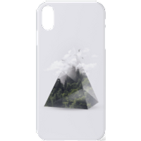 Forest Triangle Phone Case for iPhone and Android - Samsung S8 - Snap Case - Matte