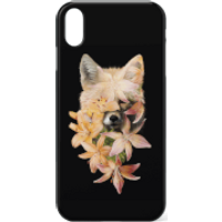 Foxy Flowers Phone Case for iPhone and Android - iPhone 6 - Snap Case - Matte