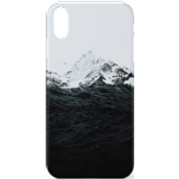 Those Waves Were Like Mountains Phone Case for iPhone and Android - iPhone 6S - Snap Case - Gloss
