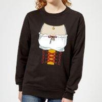 Oktoberfest Ladies Chest Women's Sweatshirt - Black - 5XL - Black - Ladies Gifts