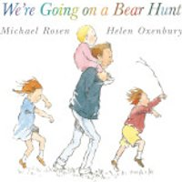 We're Going on a Bear Hunt - Michael Rosen (Paperback) - Books Gifts