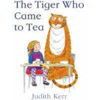 The Tiger Who Came to Tea - Judith Kerr (Paperback) - Books Gifts
