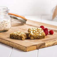 Meal Replacement White Chocolate & Raspberry Bar