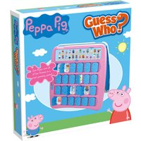 Guess Who? Board Game - Peppa Pig Edition - Pig Gifts