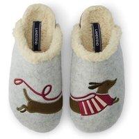 Cute Clog Slippers, Grey