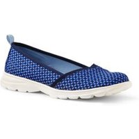 Alpargata Lightweight Slip-on Shoes, Blue