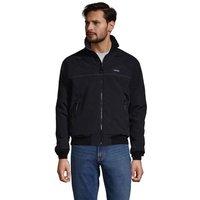 Squall Jacket, Men, Size: 34 - 36 Regular, Black, Nylon, by Lands'End, Black