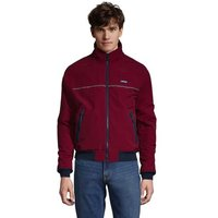 Squall Jacket, Men, Size: 50-52 Tall, Red, Nylon, by Lands'End, Deep Claret