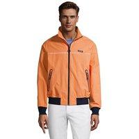 Squall Lightweight Jacket, Men, Size: 42-44 Regular, Orange, Nylon, by Lands' End