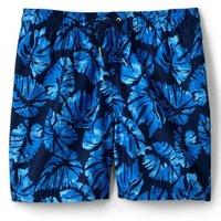 6-inch Swim Shorts, Men, Size: 40-42 Regular, Polyester, by Lands' End
