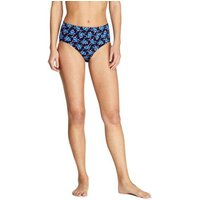 Beach Living Anti-chlorine High Waist Bikini Bottoms Blue