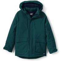 Squall 3-in-1 Waterproof Jacket, Kids, Size: 12-13 yrs Kid, Green, Poly-blend, by Lands' End.
