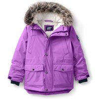Expedition Parka, Kids, Size: 6-7yrs Little Kid, Purple, Down, by Lands' End.