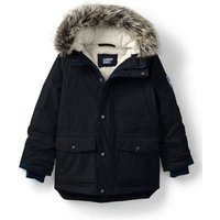 Expedition Parka, Kids, Size: 10-11 yrs Kid, Black, Down, by Lands' End.