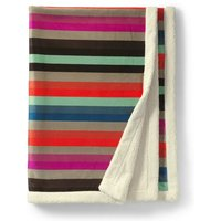 Sherpa Fleece Throw Blanket, Polyester, by Lands' End