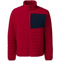 Lightweight Packable Down Jacket, Men, Size: 50-52 Tall, Red, by Lands'End, Red