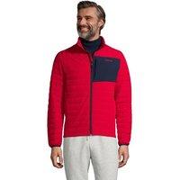 Lightweight Packable Down Jacket, Men, Size: 46-48 Regular, Red, by Lands' End