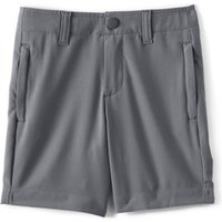 Performance Chino Shorts, Kids, Size: 3 yrs Kids, Grey, Spandex, by Lands' End
