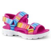 Sport Sandals, Kids, Size: 1 Kid, Rubber, by Lands' End.