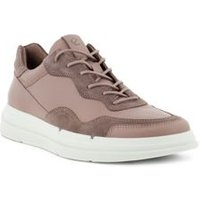 ECCO Soft X Trainers, Women, Size: 6 Regular, Pink, Synthetic-blend, by Lands' End