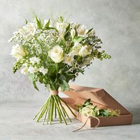 White Summer Days Bouquet White