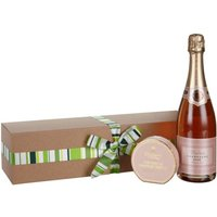 Waitrose & Partners Pink Champagne & Truffles Gift Set