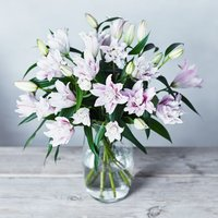 Speciality Rose Lilies - ready to arrange Pink